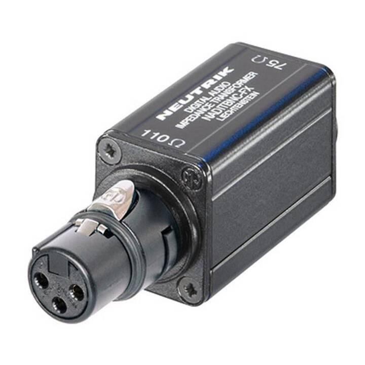 CONTRIK Audio-Adapter