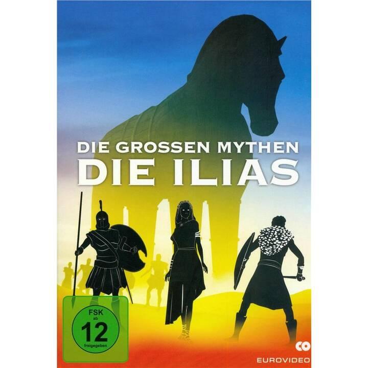 Die grossen Mythen 2 - Die Ilias (DE, FR)