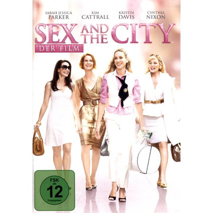 Sex and the city - Der Film (DE, EN)