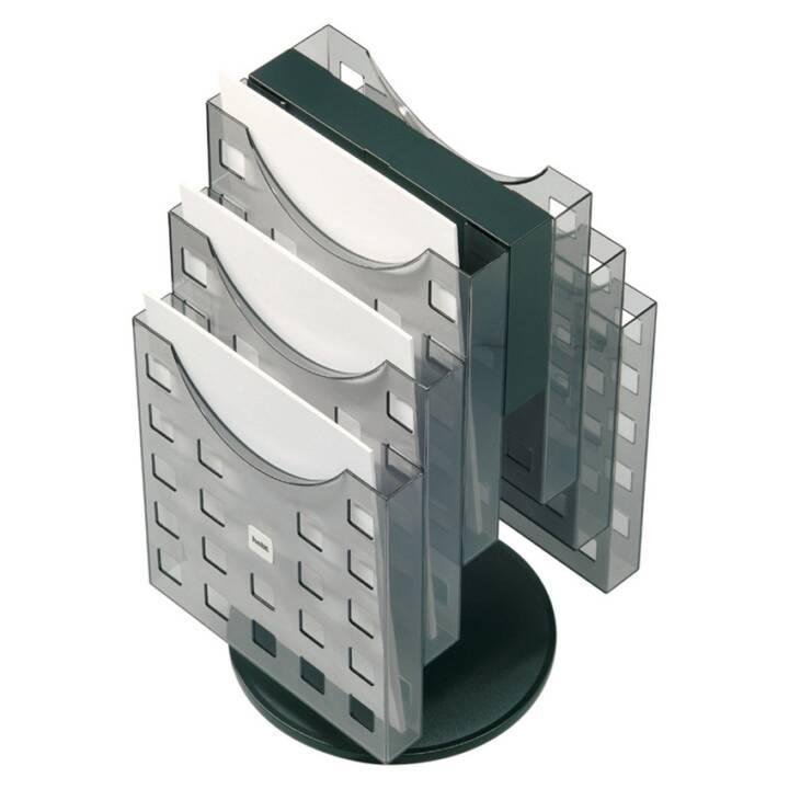 HELIT Tischprospektständer (Transparent)