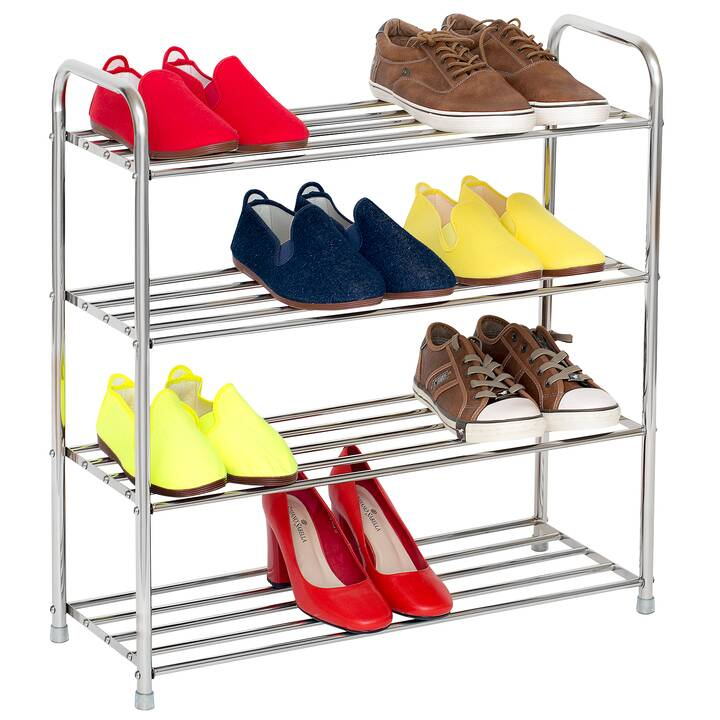 TATKRAFT Armoire à chaussures (24 cm x 65 cm x 64 cm)