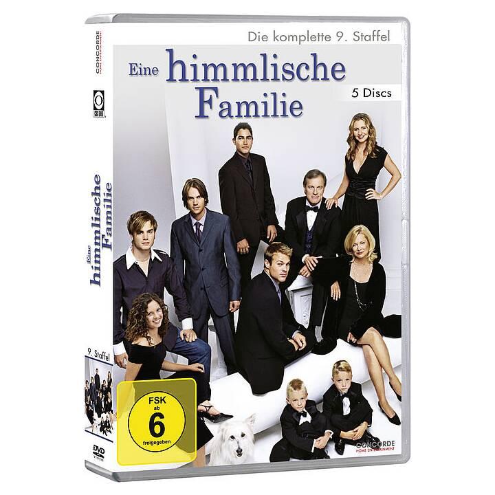Eine himmlische Familie Stagione 9 (DE, EN)