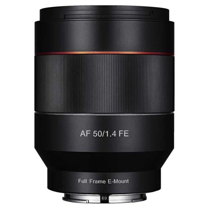 SAMYANG AF 50mm f / 1.4 FE