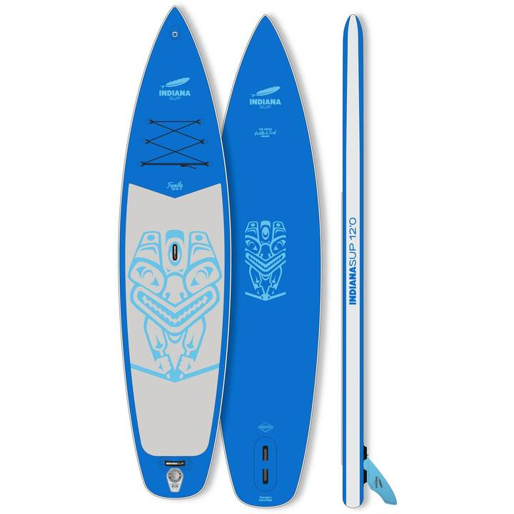 INDIANA Stand Up Paddle Board (366 cm, Adulti)