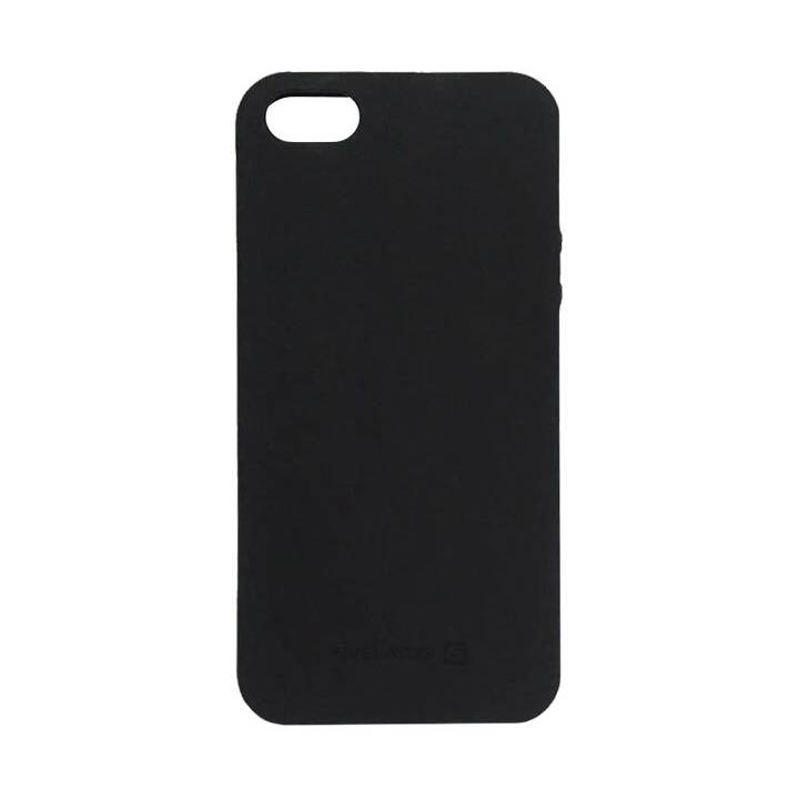 EVELATUS Backcover TPU (Galaxy J4, Schwarz)