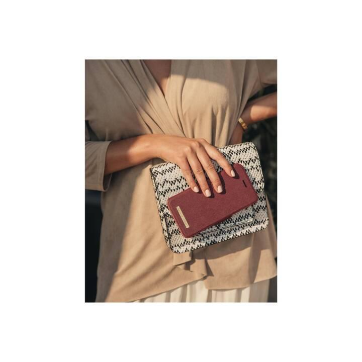 IDEAL OF SWEDEN Flipcover Fashion Wallet (iPhone 11, Burgunderrot)
