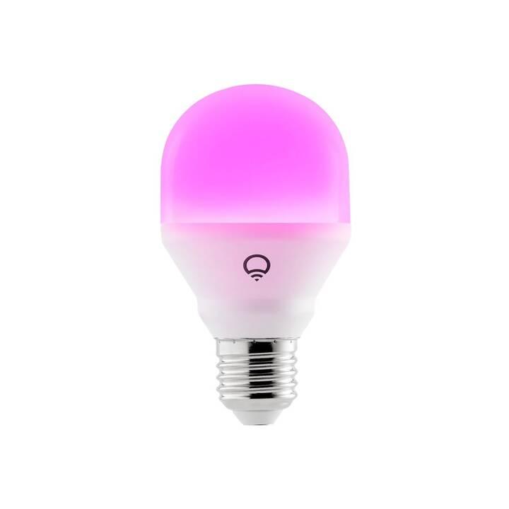 LIFX Mini Color & White, E27 (Blanc froid, Blanc lumière du jour, Blanc chaud, Multicolore)