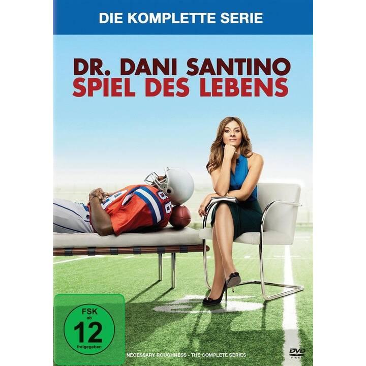 Dr. Dani Santino - Spiel des Lebens (IT, ES, DE, EN)