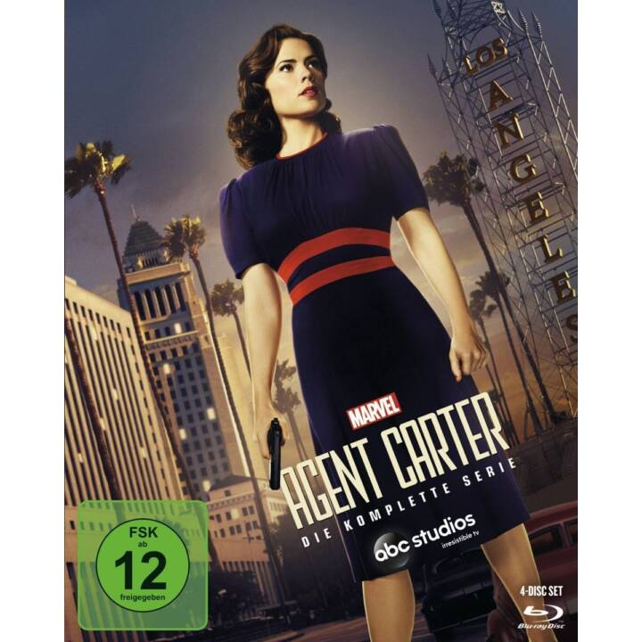 Marvel's Agent Carter Staffel 1+2