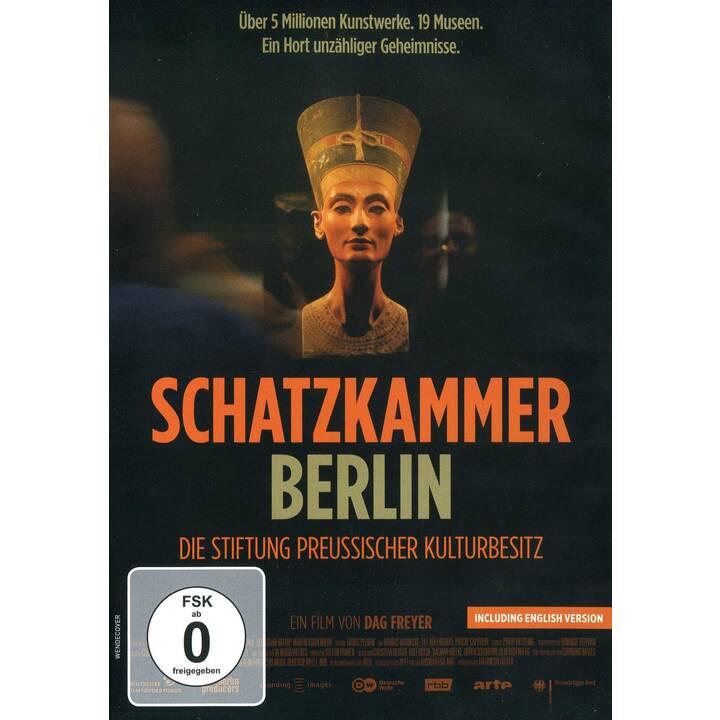 Schatzkammer Berlin - Die Stiftung Preussischer Kulturbesitz (DE, EN)