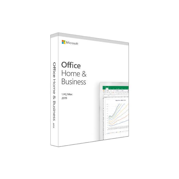 MICROSOFT Office Home & Business 2019 (Vollversion, 1x, Italienisch)