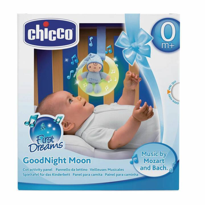 CHICCO Luci notturne Good Night Moon (LED)