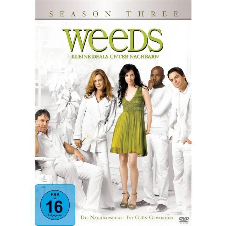 Weeds Saison 3 (DE, EN, FR, HU)