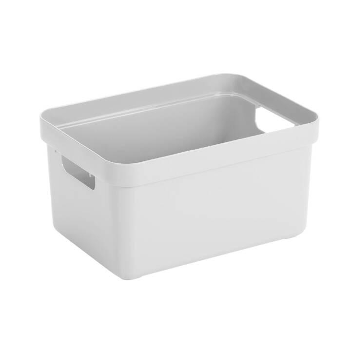SIGMA HOME Boîtes de rangement  (Blanc)