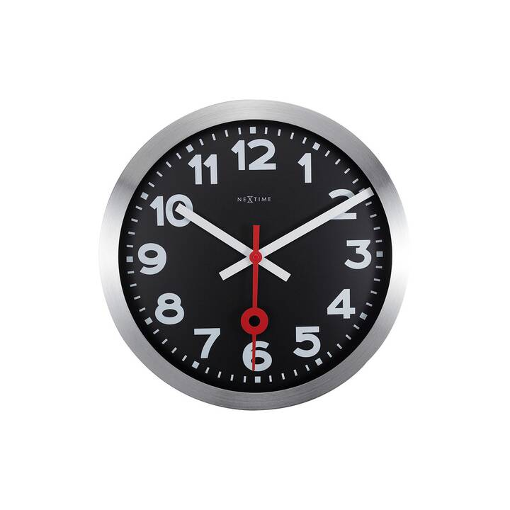 NEXTIME Orologio da parete (Analogico, 35 cm)