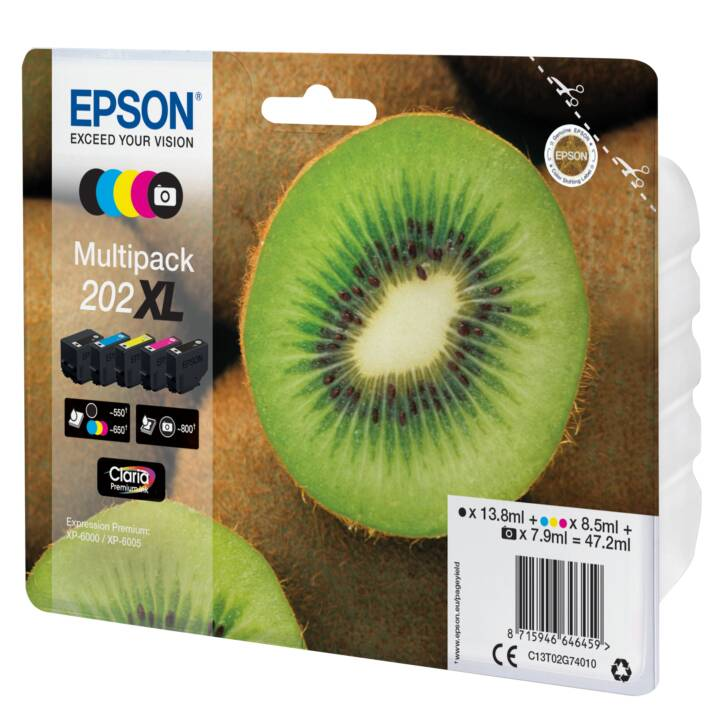 EPSON Multipack 202 XL