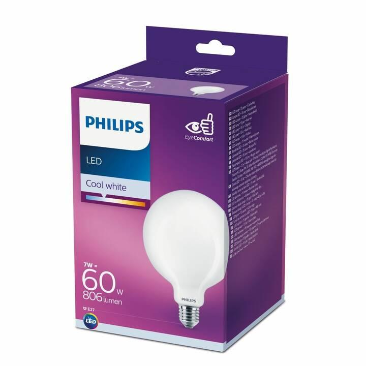 PHILIPS Lampadina LED (E27, 7 W)
