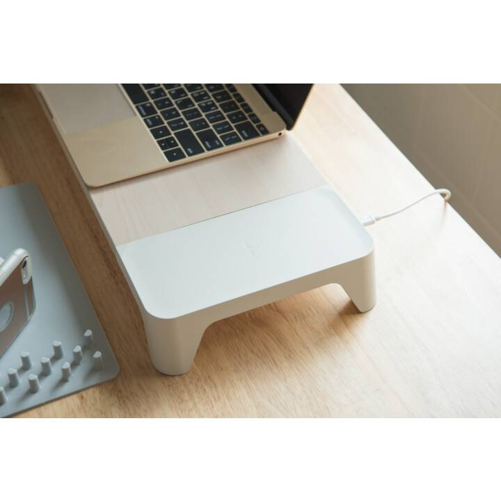 XTREMEMAC Fixation à table Wooden Stand