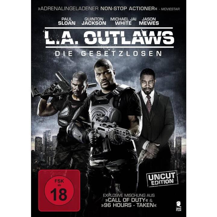 L.A. Outlaws  - Die Gesetzlosen (DE, DE, EN)
