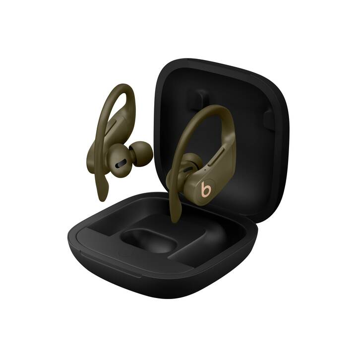 BEATS Powerbeats Pro (In-Ear, Bluetooth, Vert mousse)