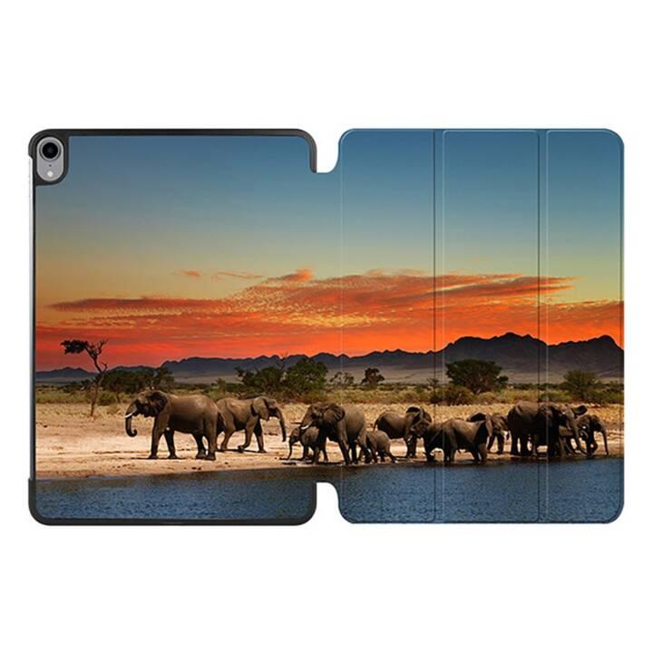 """EG MTT Custodia iPad per Apple iPad Pro 2018 11"""" - Elefante"""