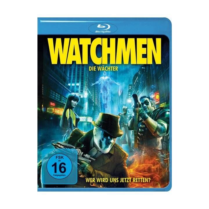 Watchmen - Die Wächter (ES, IT, DE, EN, FR)