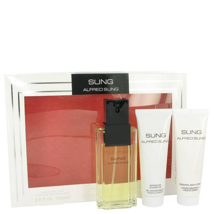 ALFRED SUNG Alfred Sung (100 ml, 75 ml, 75 ml, Set di fragranze)