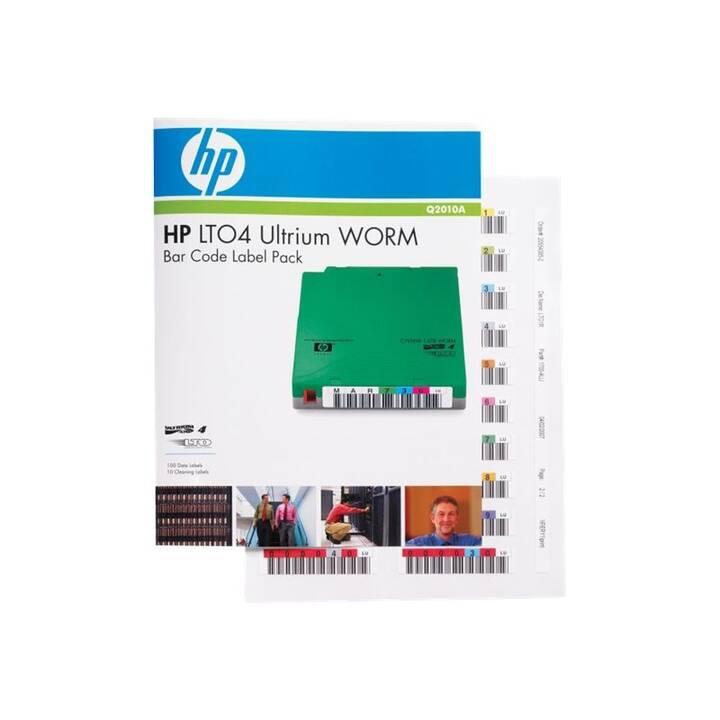 HP Etichette