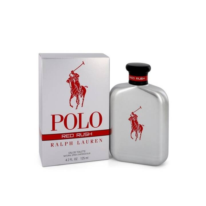 RALPH LAUREN Polo Red Rush (125 ml, Eau de Toilette)
