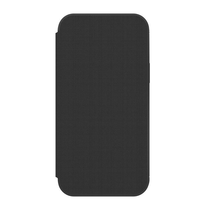 GEAR4 Backcover Wembley (iPhone 12, iPhone 12 Pro, Antibatterico, Nero)