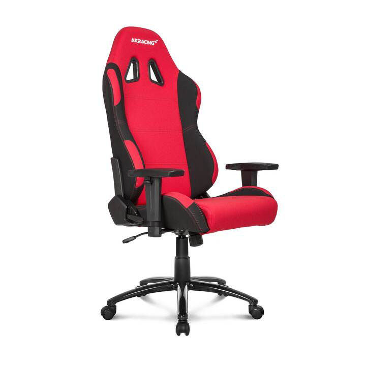 AKRACING Core EX Gaming Chaise (Rouge, Noir)