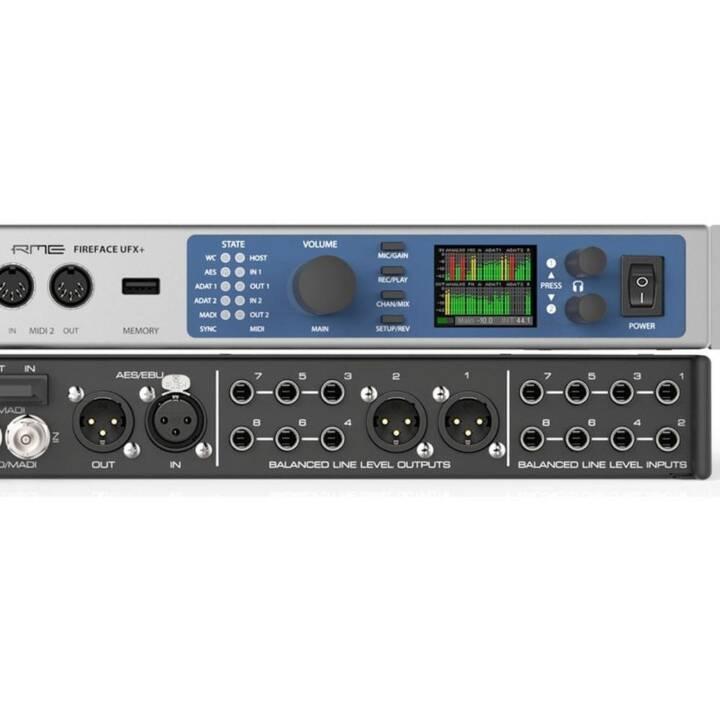 Interface audio RME Fireface UFX+ Fireface UFX