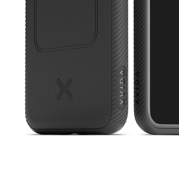 XVIDA Backcover Magnetic Charging Case (iPhone 11 Pro Max, Nero)