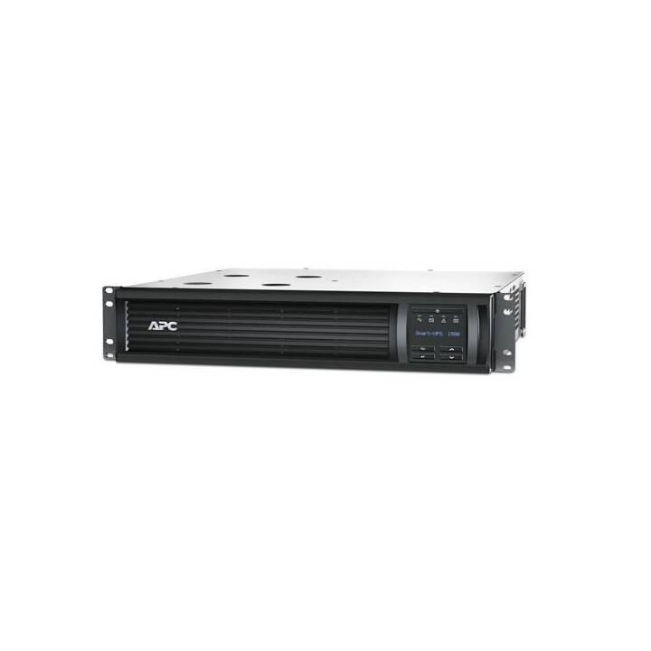 APC Smart Unterbrechungsfreie Stromversorgung USV (1500 VA, 1000 W, Line-Interactive)