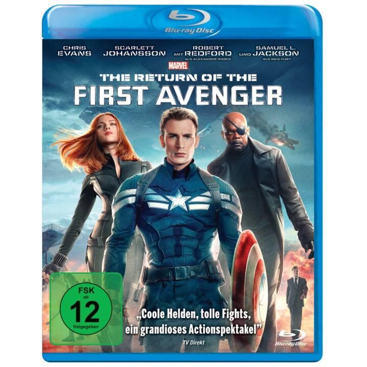 Captain America 2 - The Return of the First Avenger (DE, EN, TR, IT)