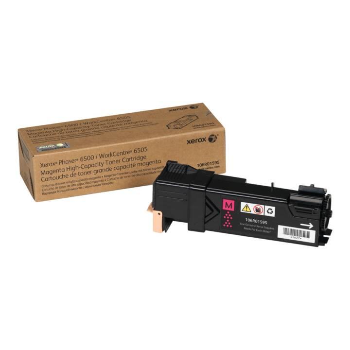 Xerox Phaser 6500 - High Capacity - Magenta - Original - Tonerpatrone