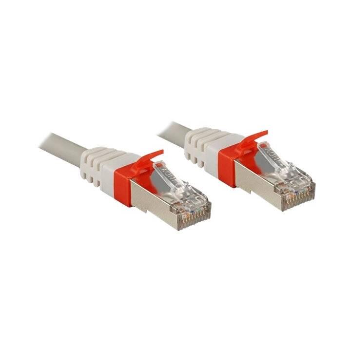 Câble patch LINDY 7,5 m, gris