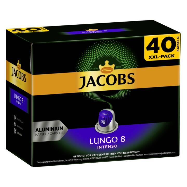 JACOBS Kaffeekapseln Espresso Lungo Intenso (40 Stück)