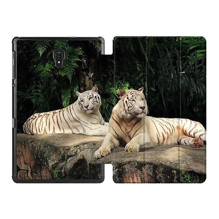 "EG MTT Custodia per Samsung Galaxy Tab A 10.1"" 2019 - Tiger"