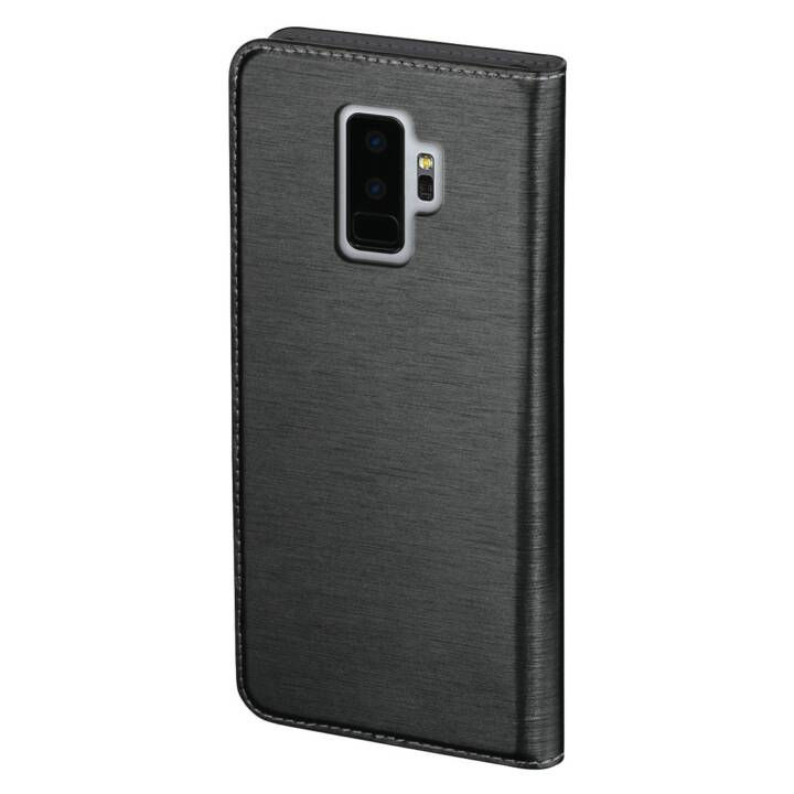 HAMA Flipcover Slim (Galaxy S9 Plus, Gris)