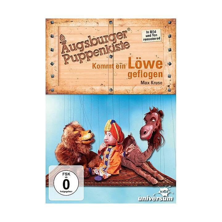 Augsburger Puppenkiste - Kommt ein Löwe geflogen (DE)