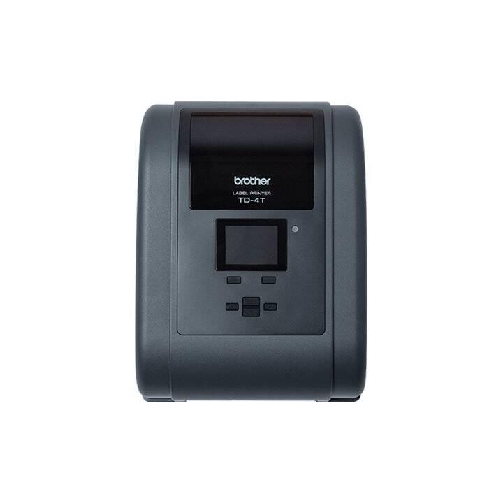BROTHER TD-4650TNWB (Etikettendrucker, Thermodirekt, Thermotransfer)