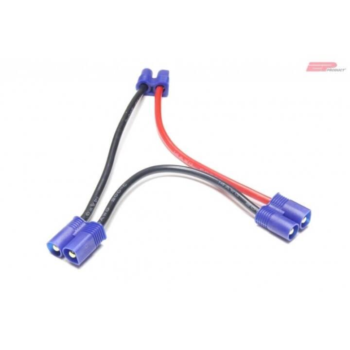 Câble adaptateur EP EC3 à 2x EC3