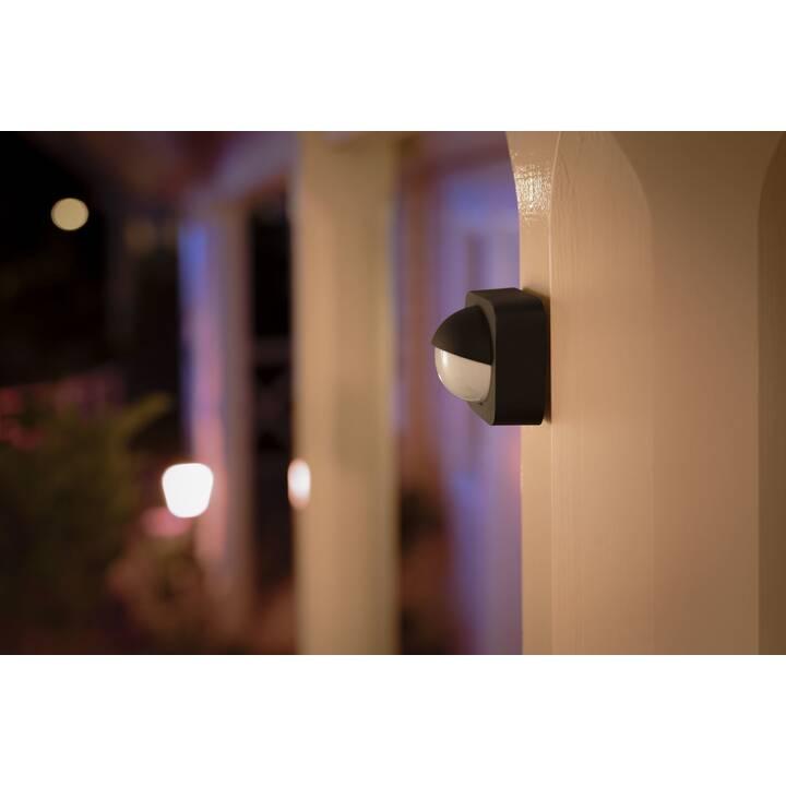 PHILIPS HUE Outdoor Lightstrip Set BT + Outdoor Sensor (5 m, Multicolore)