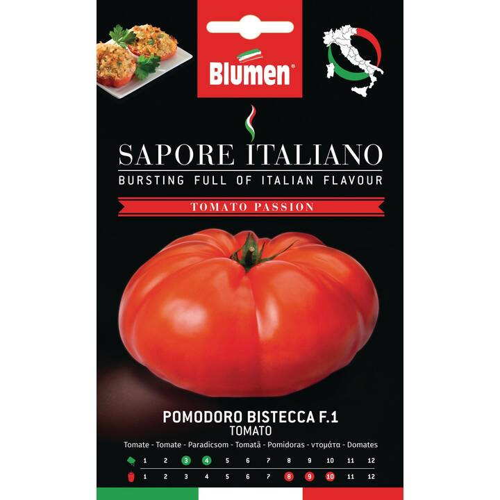 BLUMEN Tomate Bistecca F1 (0.2 g)