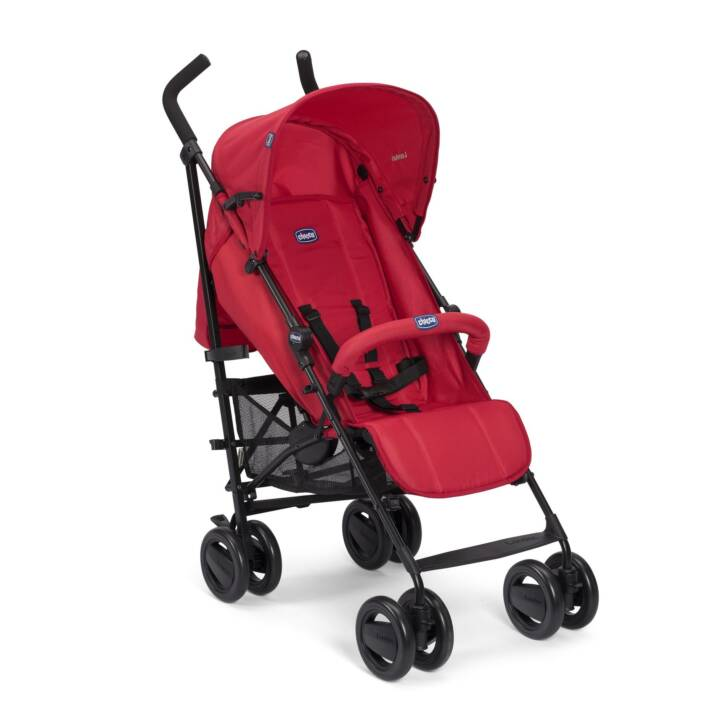 CHICCO Buggy London Up Red Passion