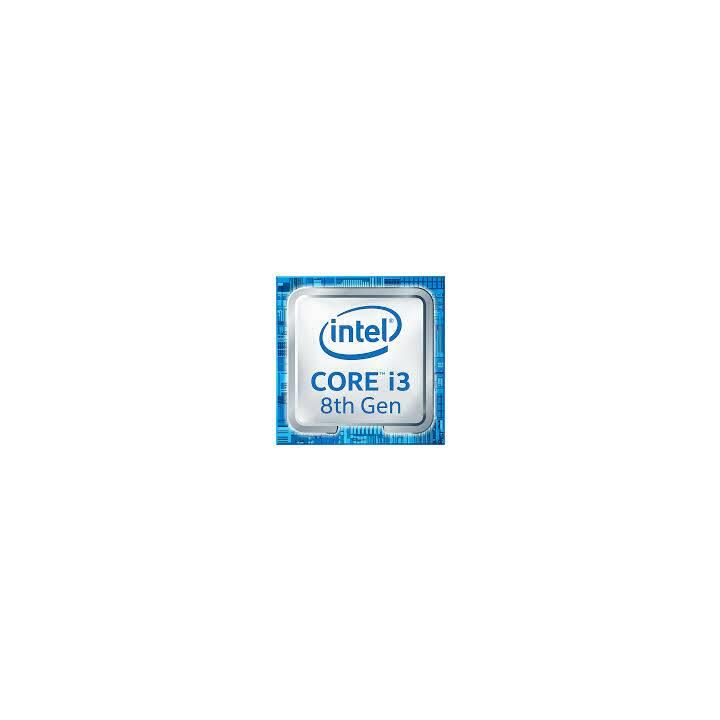 MEDION S42001 (Intel Core i3 8100T, 8 GB, 128 GB SSD, 1000 Go HDD)