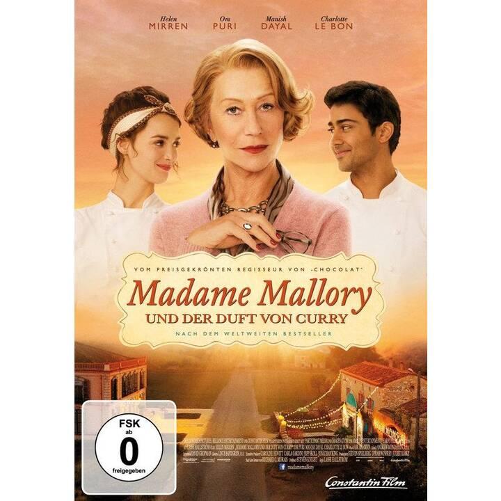 Madame Mallory und der Duft von Curry (EN, DE)