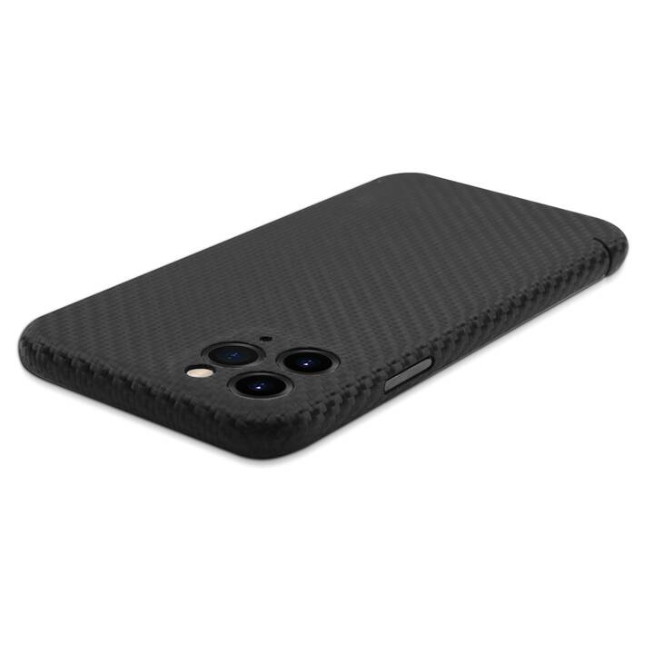 NEVOX Backcover Carbon Series (iPhone 11 Pro, Carbone)