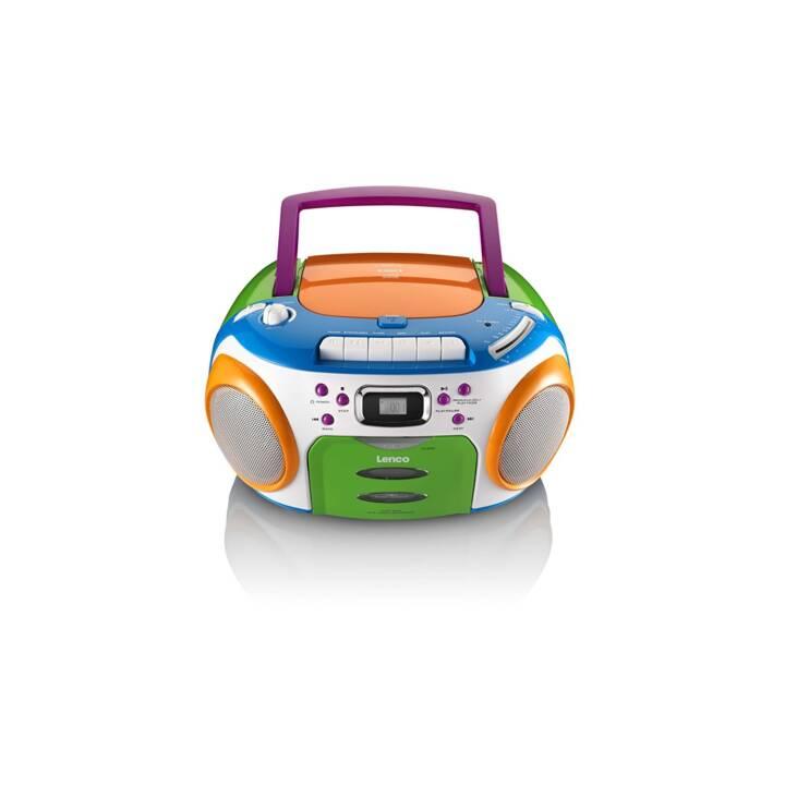 LENCO Boombox SCR-970